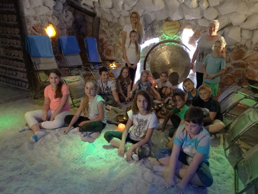 koncert mis i gongów dla dzieci