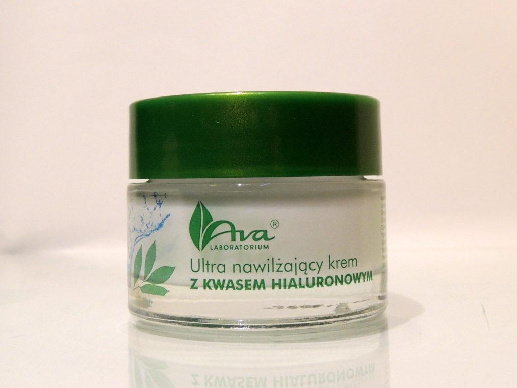 Ava, Ultra nawilżający krem z kwasem hialuronowym