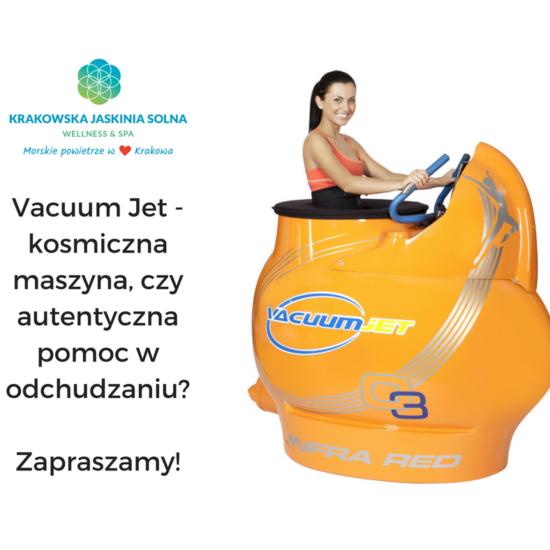 Vacuum Jet – efektywne odchudzanie