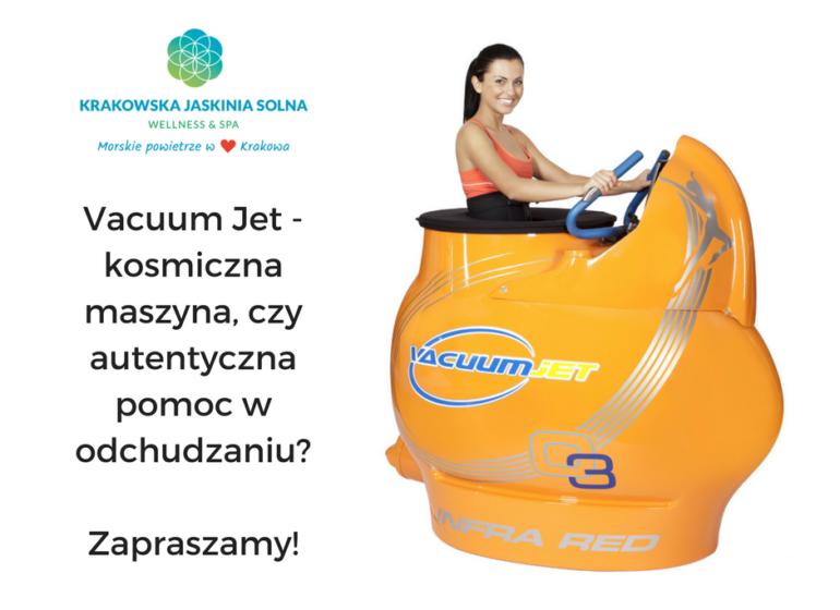 Vacuum Jet - efektywne odchudzanie