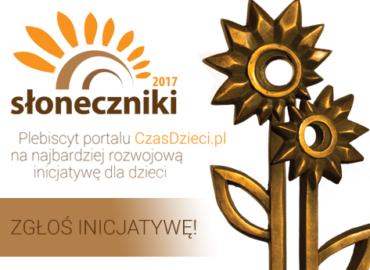Słoneczniki 2017 – zgłoś Krakowską Jaskinię Solną!
