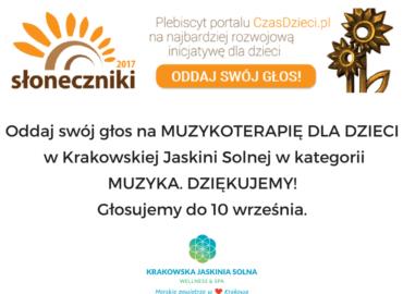 II etap Słoneczników 2017! Prosimy o głosy :)
