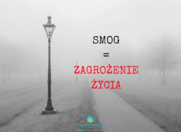 Smog – zagrożeniem życia!