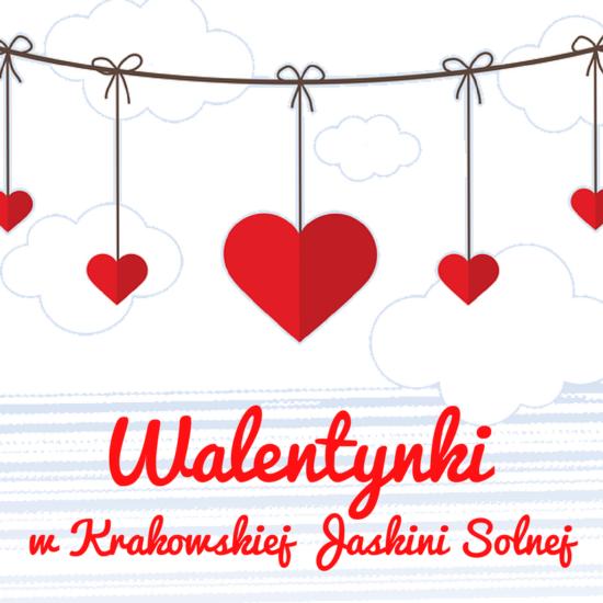 Walentynki w Krakowskiej Jaskini Solnej <3
