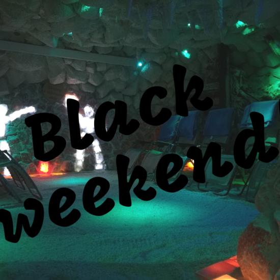 Black weekend 23-25 listopada!
