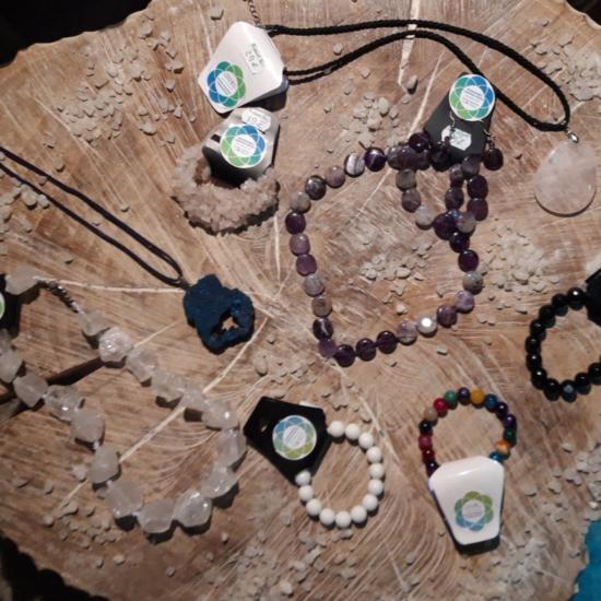 Nowość! Biżuteria z naturalnych kamieni.