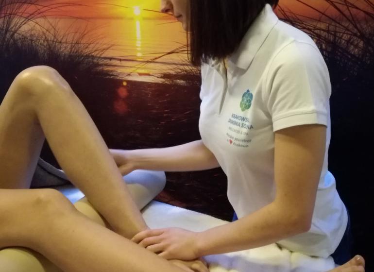 masaż modelujący