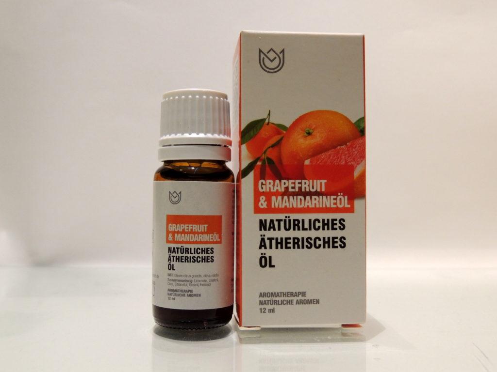Olejek grejpfrutowo – mandarynkowy