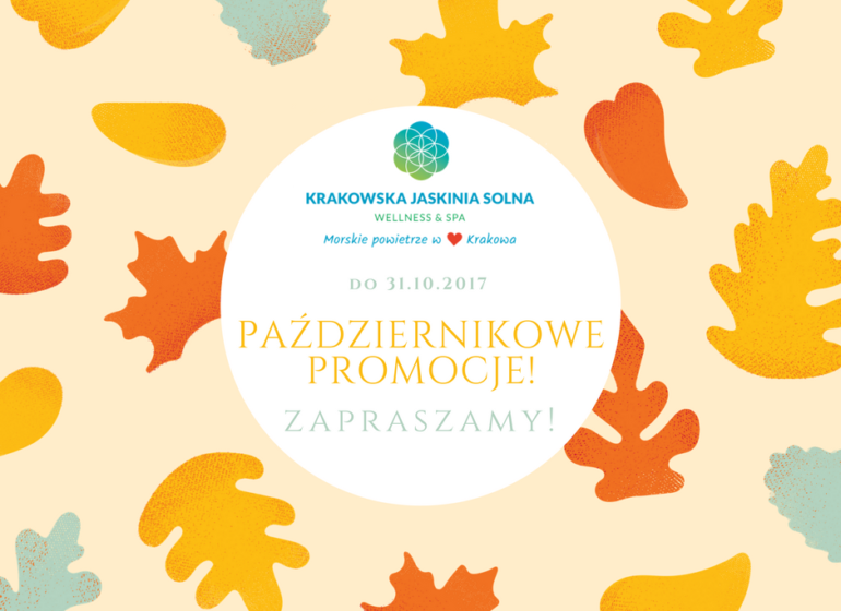 promocja Krakowska Jaskinia Solna