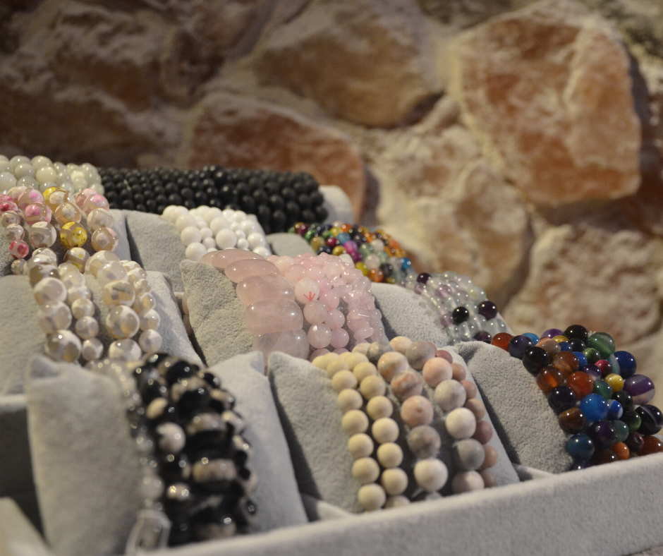 biżuteria z kamieni naturalnych