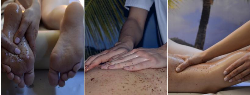 masaż peelingujący ciała krakowska jaskinia solna