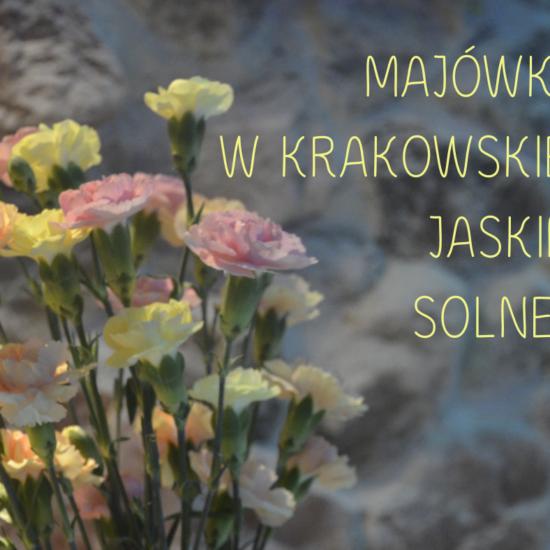Majówka w Krakowskiej Jaskini Solnej!